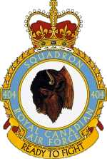 404 Sqn RCAF roundel