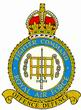 wartime heraldic crest of RAF Fighter Command