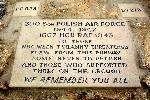 RAF Faldingworth - PB823 / DV278 300 Sqn Polish Air Force, 1944-1947, 1667 HCU RAF 1943 To those who when tyranny threatened flew from this runway some never to return And those who supported them on the ground. We remember you all